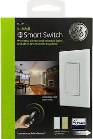 ge 12722 z wave in wall smart light switch zw4005 ebay