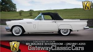 100 1957 Ford Truck For Sale Classic Car Thunderbird In Kenosha