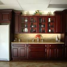 Kitchen Dining Room Awesome Cherry Kitchen Cabinets For Your