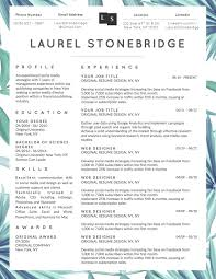 Laurel Stonebridge Downloadable Resume Cover Template And Letter For Microsoft Word Apple