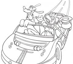 Disney World Coloring Book Sheets Pages 42