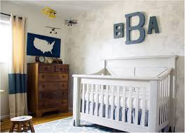 Vintage Baseball Crib Bedding by All American Boy Vintage Nursery Project Nursery