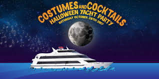 Spirit Halloween Almaden San Jose by Costumes And Cocktails Halloween Yacht Party Cruise Theregistry