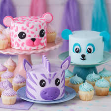 Wacky And Wild Mini Smash Cakes