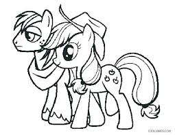 Coloring Pages Of My Little Pony Rainbow Dash Outline Pics Template F