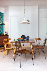 Beautiful Designer Loft In Berlin Colorful 60s Kitchen Decor Pottery Collection Rug