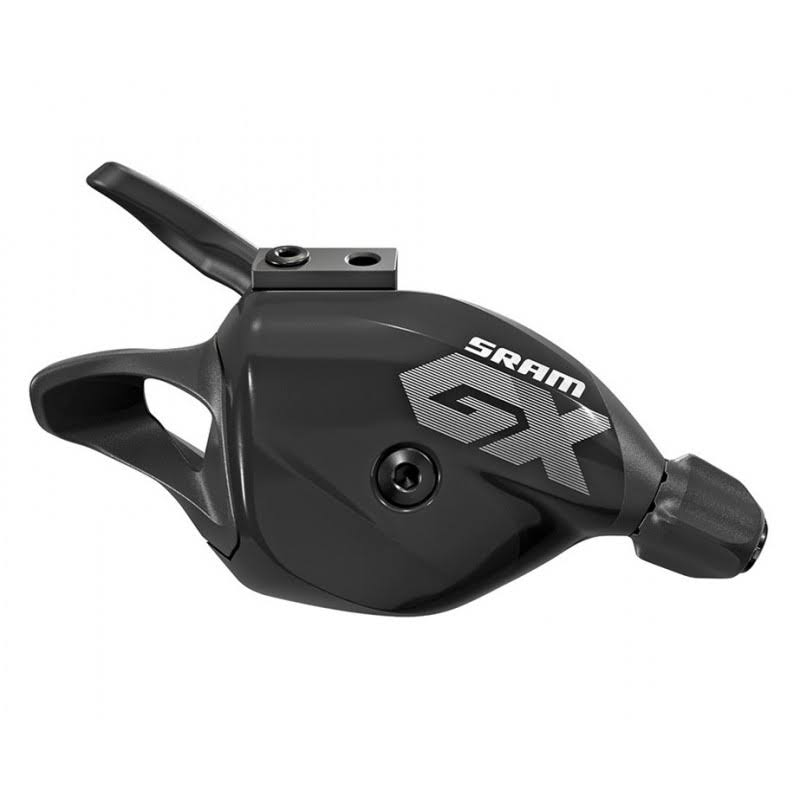 Sram Gx Eagle Trigger Shifter with Discrete Clamp - Black, 12 Speed