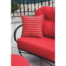 Meadowcraft Patio Furniture Cushions by Meadowcraft Brantley 3 Piece Chat Set 3450138 0305150 Crafty