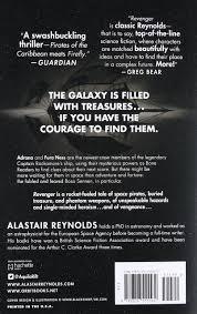 Amazon Revenger 9780316555562 Alastair Reynolds Books