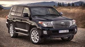 Toyota Land Cruiser V8 Review | Top Gear