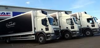 100 Truck Advertising Traxx Framing System RGVA