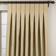 Umbra Curtain Rod Amazon by Amazing Pleated Curtains 25 Best Ideas About Pinch Pleat Curtains