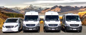 MAUGERS RENTALS Hire Fleet 8, 12, 15 & 17 Seaters: Safe & Luxurious