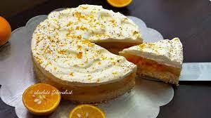 mandarinenkuchen backen mandarinen orangen kuchen