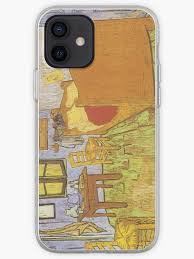 gogh iphone 5 hüllen goghs schlafzimmer in arles iphone hülle cover