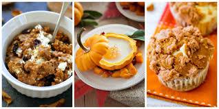 Bisquick Pumpkin Oatmeal Muffins by 20 Pumpkin Breakfast Recipes Ideas For Fall Breakfasts With Pumpkin