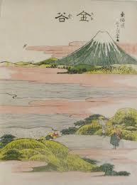 trente six vues du mont fuji textes prétextes