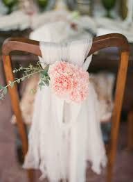 Diy Wedding Reception Chair Decorations Vintage Ideas For Summer And Spring