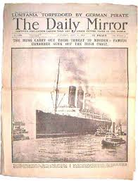 When Did Lusitania Sink by The Lusitania Sinks With Images Tweets Brycefulford Storify