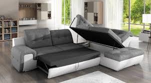 canape angle avec coffre canapé d angle convertible galaxy b avec coffre de rangement 1 599 00