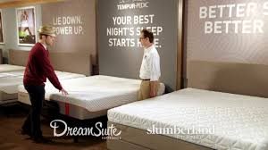 Slumberland Bed Frames by The Dream Suite Experience By Slumberland Furniture 15 2 Youtube