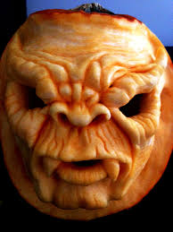 Printable Blackhawks Pumpkin Stencil by Baron Alfons Von Pumpkin Face By Alfredparedes On Deviantart Orc