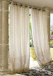 Amazon Outdoor Curtain Panels by Outdoor Curtains Porch Curtains Porch Enclosure