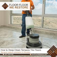 Terrazzo Floor Cleaning Tips by Floor Floor We Restore Water Damage Floor Restauration Basic