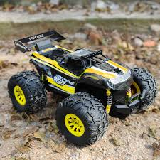 100 Bigfoot Monster Truck Toys RC Car 24G 118 15KMH High Speed Remote Control Car