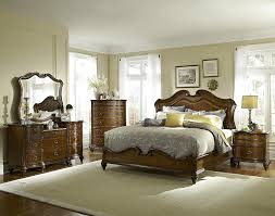Rc Willey Bed Frames by Marisol Brighton Cherry Panel Bedroom Set From Fairmont Designs