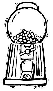 ely Chewing Gum Clip Art Medium size
