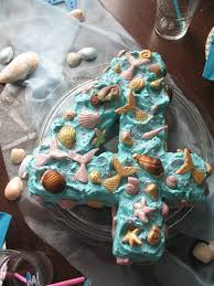 meerjungfrauen torte für den kindergeburtstag karehome