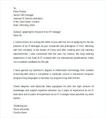 Cover Letter For Lecturer Job Application In Engineering College Sample Resume Example