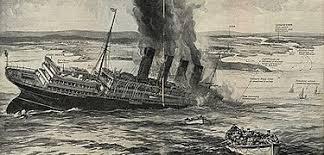 sinking of the rms lusitania wikipedia