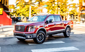 2017 Nissan Titan Pro-4X 4WD Endurance V-8 Crew Cab Test | Review ... 2017 Nissan Titan Vs Xd Review Autoguidecom News Sv Test Drive New For Sale In Savannah Trucks Ga Denver Lease Finance Specials Nashville Tn 2016 Platinum Reserve Cummins Diesel V8 Crew Cab 4x4 2011 Pro4x Lifted Truck Youtube 2013 4wd King Cab Swb Truck Castle 011857a Used 4x4 For 37200 2018 Ratings Edmunds Single Revealed Regular And Make Way The Monstrous Warrior