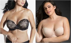 where to buy strapless bras for large