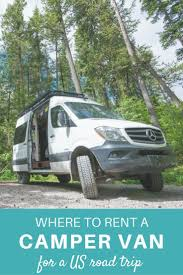 100 Truck Rental Near Me Campervan Companies For Your US Road Trip Oh The