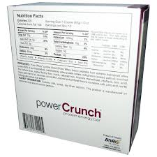 Protein Bar Review Power Crunch