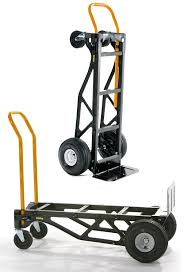 Hand Trucks R Us - Harper Composite Sr. Convertible Hand Truck ... Hand Trucks Steel 2 In 1 Truck From Harper Picturesque Light Weight Dollies Of Shop At Lowes Com 1000 Lb Capacity P Handle Heavy Duty Pgcsk19blk Continuous Tough 600 Nylon Hand Trucks Parts Compare Prices At Milwaukee Dhandle 800 Lb30019 Ace Hdware Dual Heavyduty 400 Lweight 2in1 Convertible 900 Quickrelease With