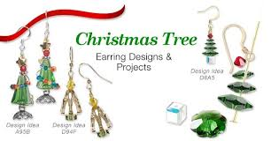 View All Christmas Tree Earrings