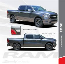 100 Ram Truck Decals NEW 2019 Dodge Side Graphics RAM EDGE SIDE PACKAGES