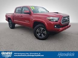 100 Trucks For Sale In Birmingham Al Toyota Tacoma For In AL 35246 Autotrader
