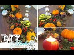 diy opulente herbst deko für den tisch deko kitchen