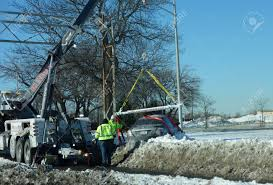 BROOKLYN, NEW YORK - JANUARY 7, 2018:Tow Truck And Crane Remove ... Towing Company Brooklyn Emergency Anthonys Mta Bridges And Tunnels Tow Truck Triborough Bridge T Flickr Best Image Kusaboshicom Lightdutytowtrucks Citywide Online Repair In Services Ny Involved 15th Avenue Car Accident Hach How To Drive A Moving With An Auto Transport Insider In Home Dreamwork Impound Driveway Block Service Nyc Nypd Traffic Enforcement Ford F250 68