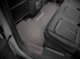 weathertech floor mats floorliner for ford super duty crew cab