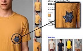 The Holocaust Evoking Jewish Star Shirt
