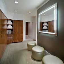 lights lighted vanity wall mirrors led bathroom mirror