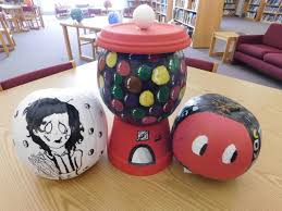 Pumpkin Contest Winners by Art Club Razzle Dazzle Art Janet Randazzo