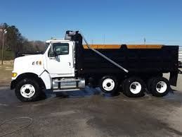 100 Used Dump Trucks For Sale In Nc Sterling Lt8500 Carthage NC On