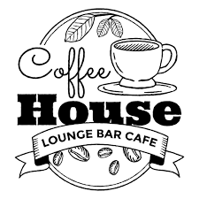 Coffee House Badge Transparent PNG